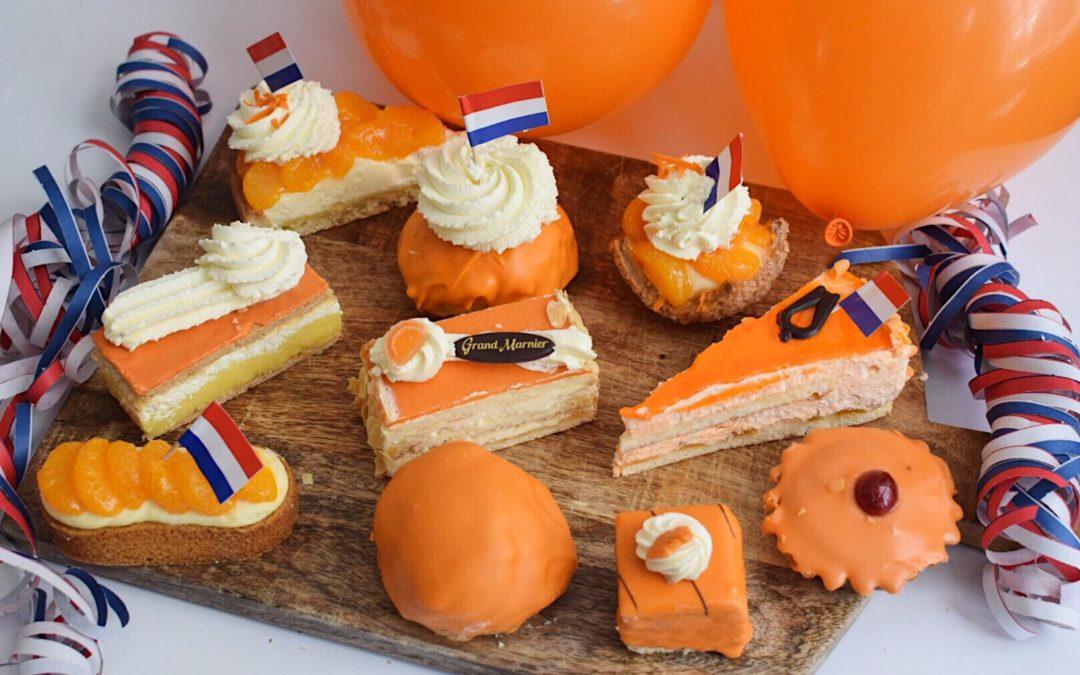 Bevrijdingsdag: oranje gebak