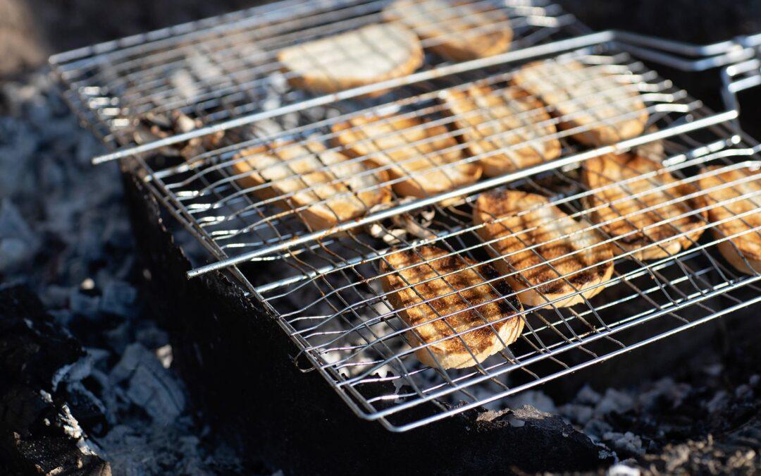 Tijd om te barbecuen