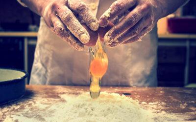 Blij ei: Functionele hulpgrondstof in de bakkerij